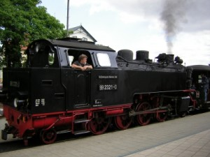 Der Molli: die berühmte Dampfeisenbahn zwischen Bad Doberan und Kühlungsborn - Foto: Pixelio.de